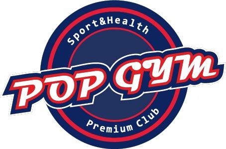 Pop Gym logo